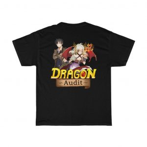George & Ayraw T-Shirt (Dragon Audit)
