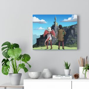 Tower Look Canvas (Dragon Audit)