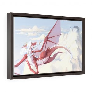 Varaw Framed Canvas (Dragon Audit)