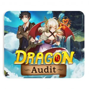 Mousepad (Dragon Audit) [CZ]
